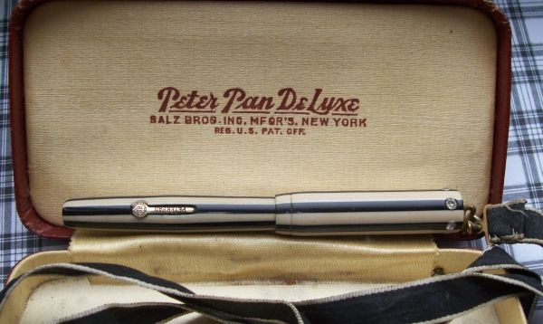 Peter Pan pen